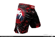 Today on MMAHQ Venum Korean Zombie UFC 163 Fight Shorts - Black  - $32